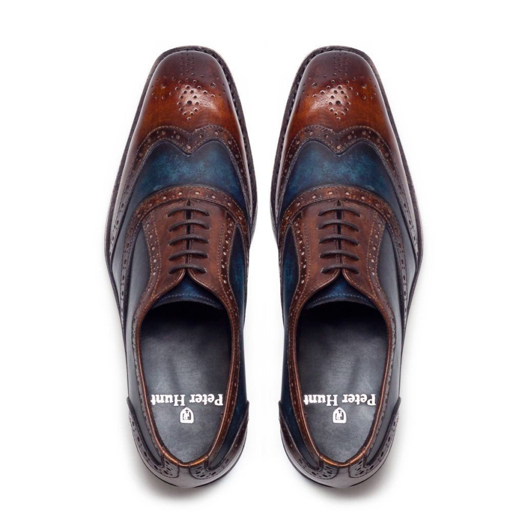 Peter-Hunt-Oxford-Brogue-Brown_Navy_3