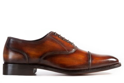 Peter_Hunt_Oxford_Toe_Cap_Shoes_Cognac_1