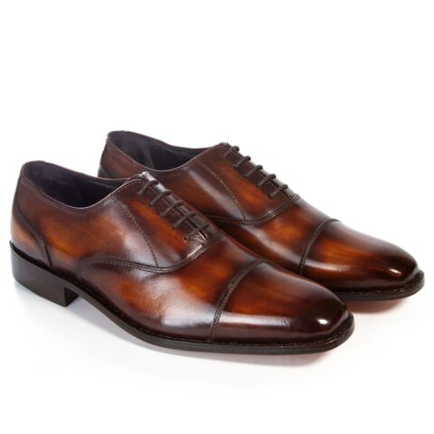 Peter_Hunt_Oxford_Toe_Cap_Shoes_Cognac_2