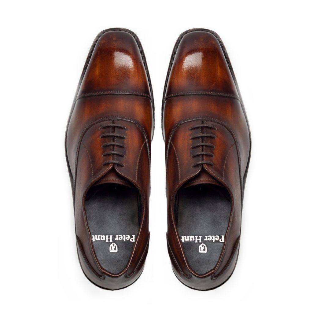 Peter_Hunt_Oxford_Toe_Cap_Shoes_Cognac_3