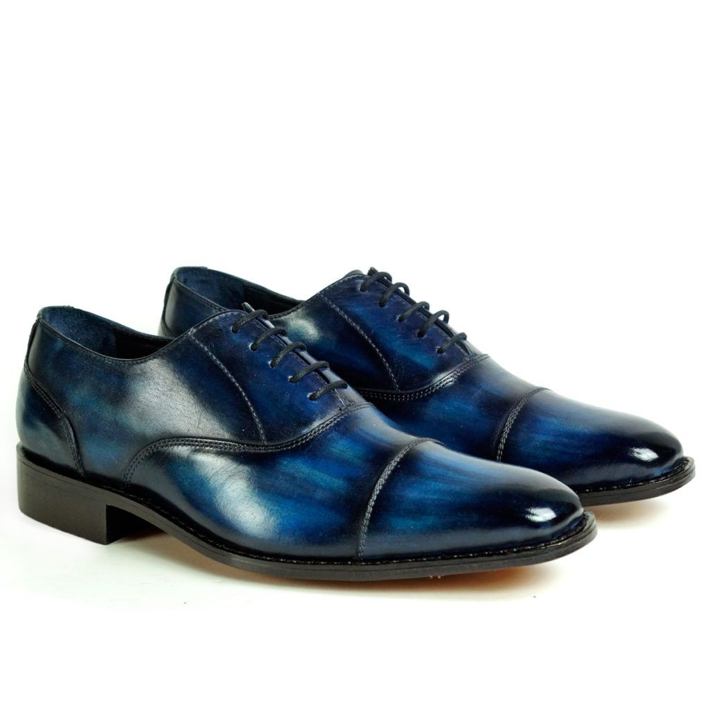 murillo-navy-oxford-captoe-patina-shoes-peter-hunt_2