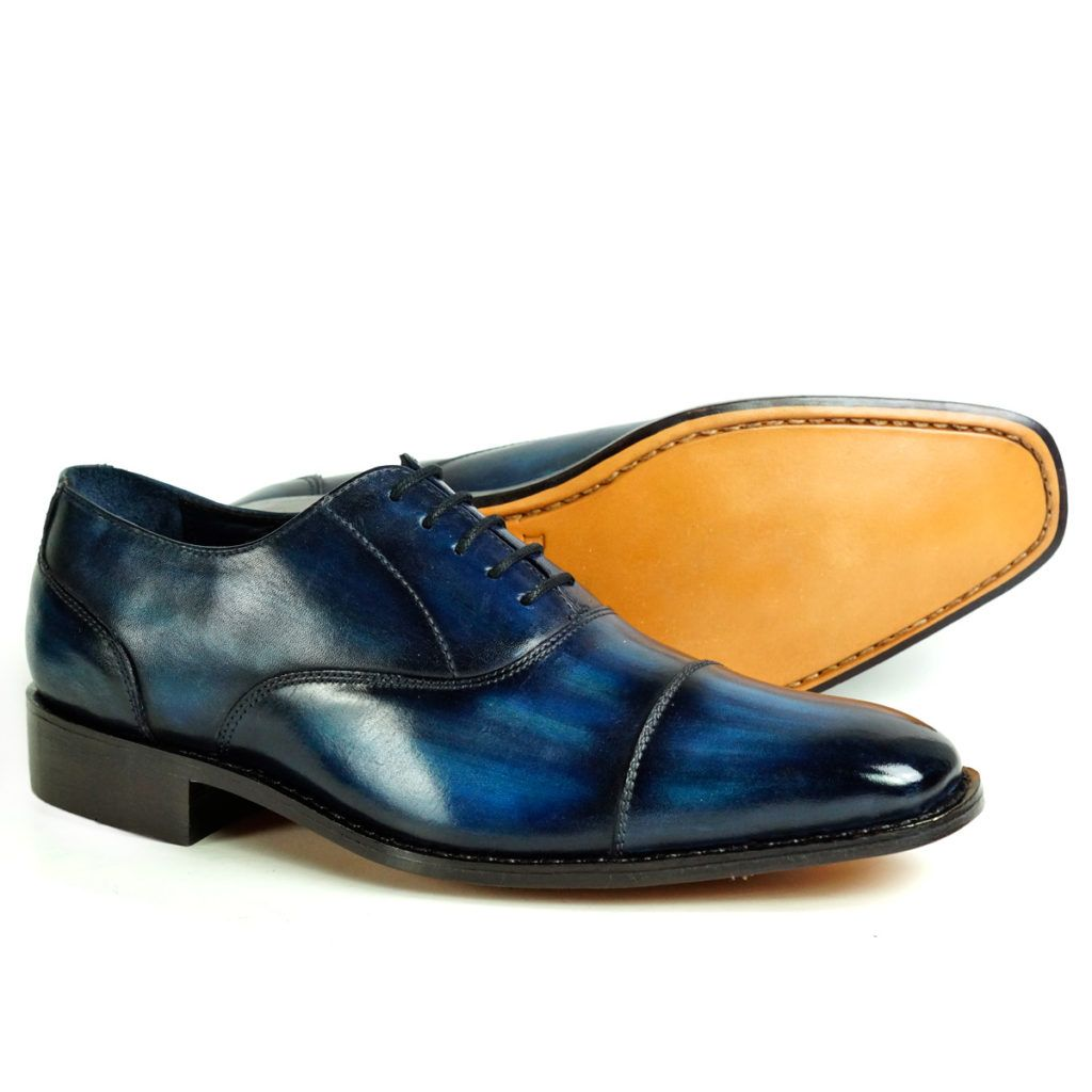 murillo-navy-oxford-captoe-patina-shoes-peter-hunt_3