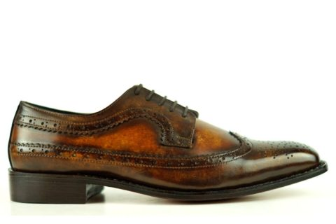 picasso-brown-tan-derby-patina-shoes-peter-hunt_1