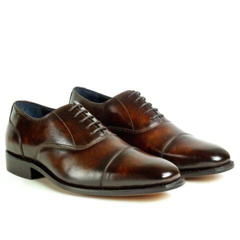 zurbaran-brown-oxford-captoe-patina-shoes-peter-hunt_2