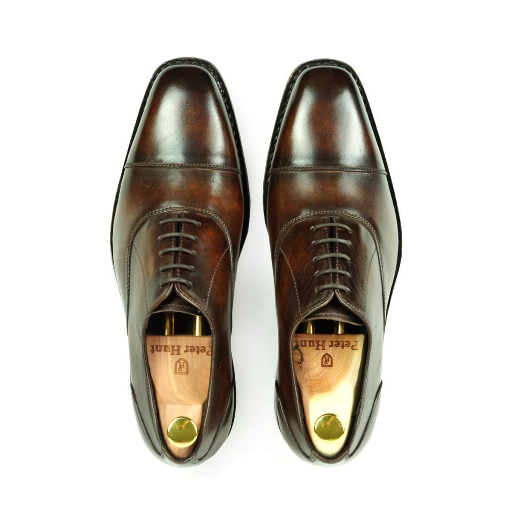 zurbaran-brown-oxford-captoe-patina-shoes-peter-hunt_4