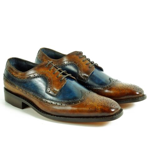 Peter-Hunt-Derby-Brogue-Brown