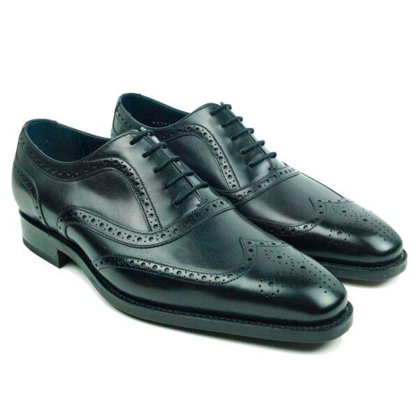 Mens Brogue Shoes Black