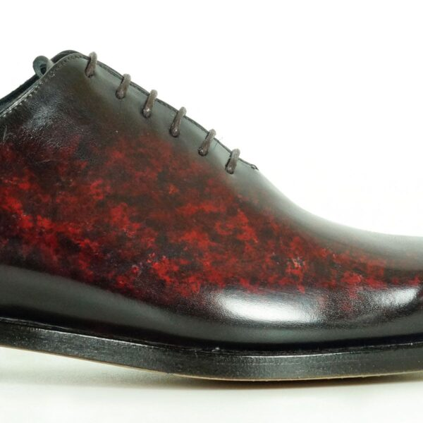 Mens Designer Dress Shoes Wine - Peter Hunt