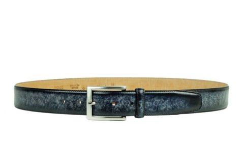 Grey Leather Belts for Men