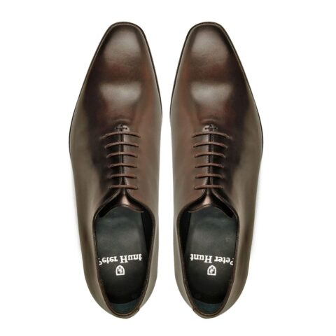 Goodyear Welted Brown Shoes