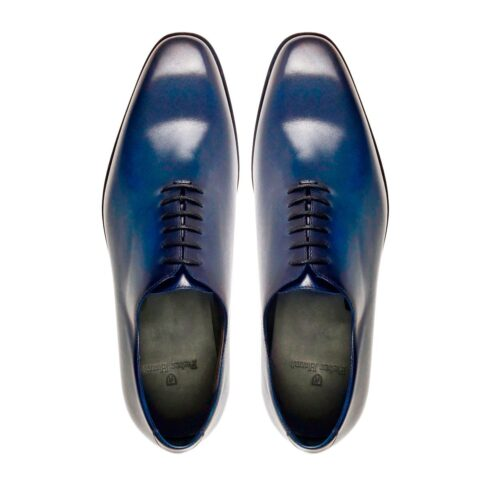 Goodyear Welted Navy Shoes