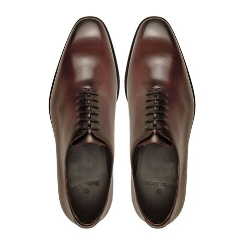 Goodyear Welted Wine Shoes